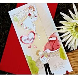 Invitatie nunta comica 32798