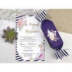 Invitatie nunta bomboana 39607