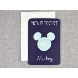 Invitatie botez pasaport Mickey 15705