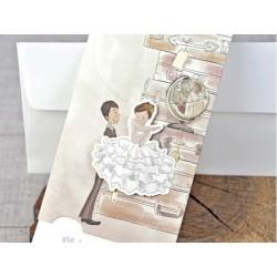 Invitatie nunta cu miri 39324