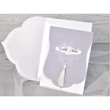 Invitatie nunta catifea 39346