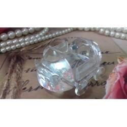 Marturie nunta masina din cristal