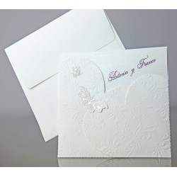 Invitatie nunta eleganta 34917
