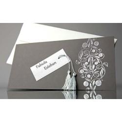 Invitatie nunta eleganta 34920