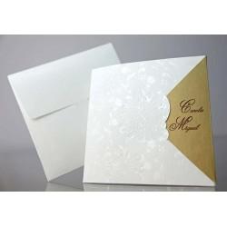 Invitatie nunta eleganta 349262