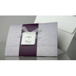 Invitatie nunta eleganta 34930