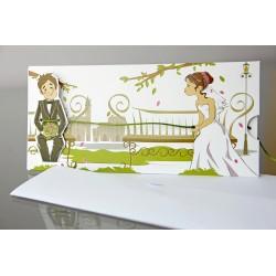 Invitatie nunta comica 34937