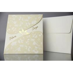 Invitatie nunta eleganta 34955