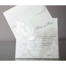 Invitatie nunta eleganta 34956