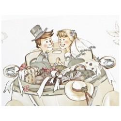 Invitatie nunta comica 31509