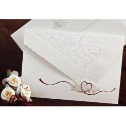 Invitatie nunta eleganta 31517