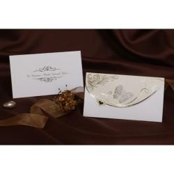 Invitatie nunta cu fluture 30042