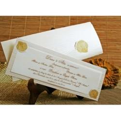 Invitatie nunta motive marine 32425